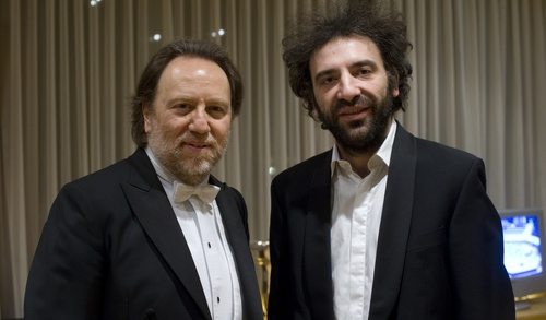 Riccardo Chailly/Stefano Bollani